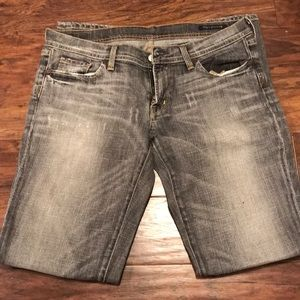 Citizens of Humanity Straight Leg Jeans size 32